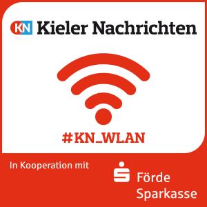 Das offizielle Logo für kostenfreies WLAN.