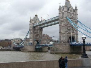 Sprachreise: Tower-Bridge