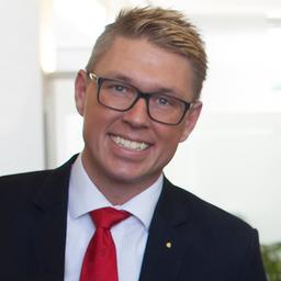 Tom Saust, Leiter Versicherungsspezialisten, Förde Sparkasse